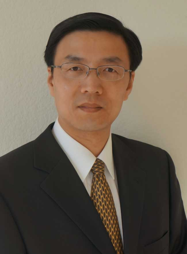Photo of Dr. Wei Zhou