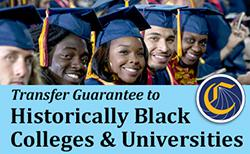 Transfer Guarantee to Historically Black Colleges and Universities