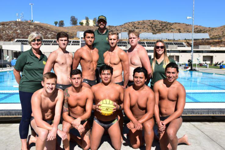 Men's Water Polo Team