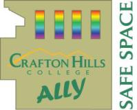 Crafton Hills College Ally: Safe Spafe