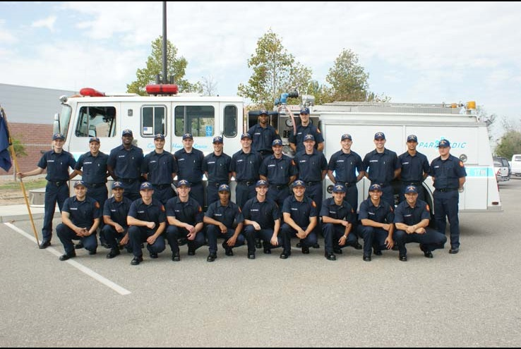 Rancho Cucamonga Donates Fire Engine