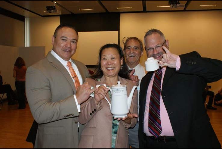 Tea With the Deans