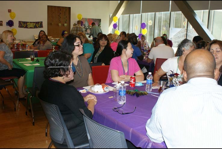 Classified Appreciation Luncheon