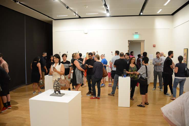 'An Exploration of Feral' Opening Reception Photos Thumbnail