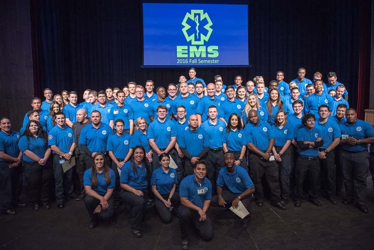 Fall 2016 EMT Graduation Photos Thumbnail