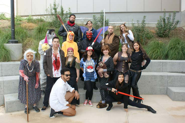 Health Science Club Costume Contest Photos Thumbnail