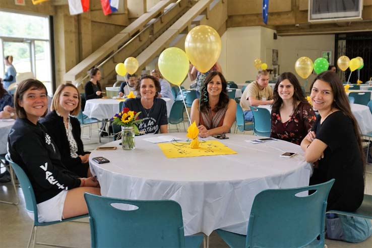 College Honors Institute Luncheon Photos Thumbnail
