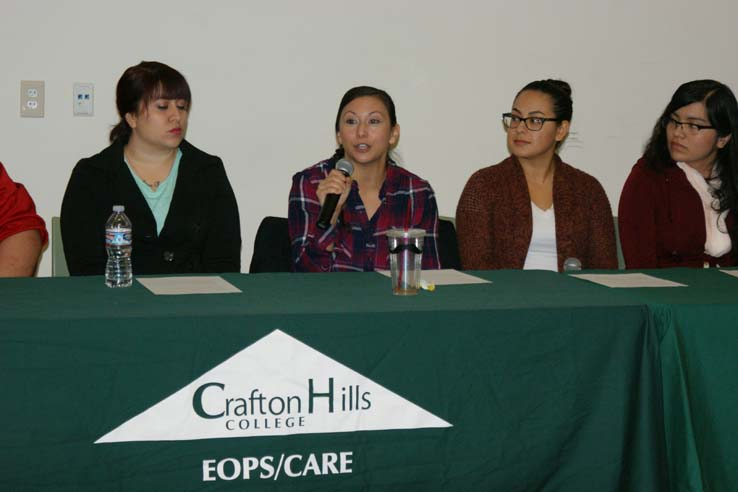 CHC employees and students at In-Service Day