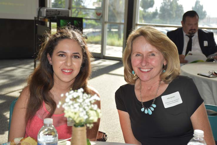 Foundation Hosts Reception for Donors & Scholars Photos Thumbnail