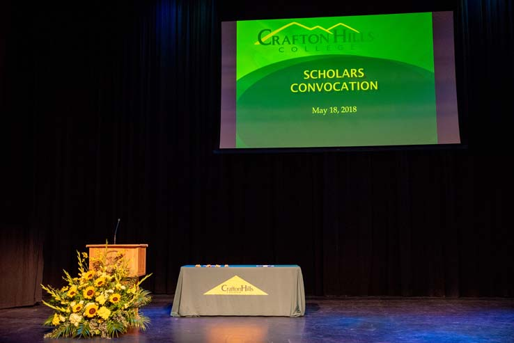2018 Scholars Convocation Photos Thumbnail
