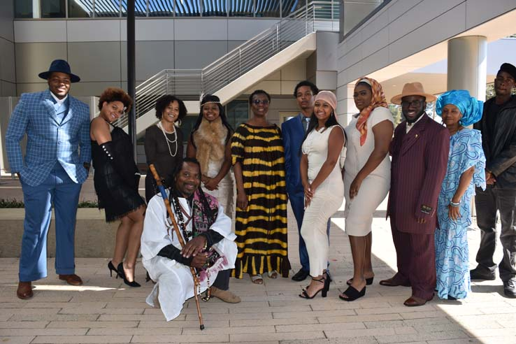 Black History Month Fashion Show Photos Thumbnail