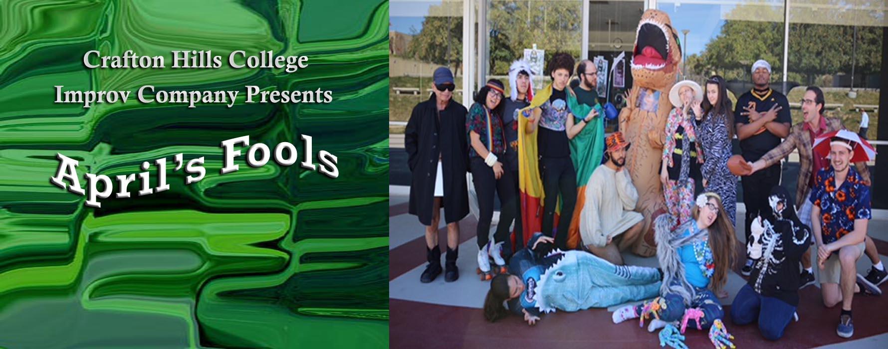Crafton Hills College Improv Company Presents