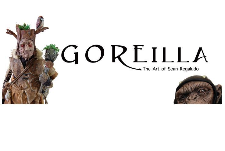 GOREilla: The Art of Sean Regalado