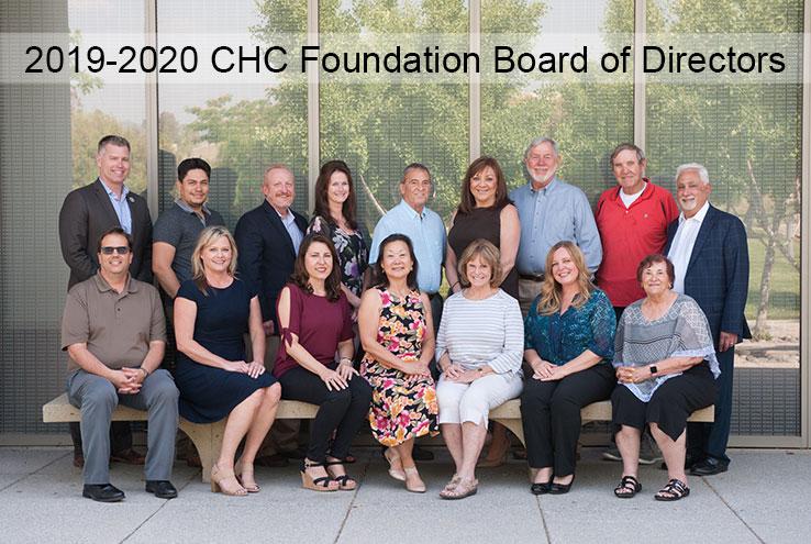 2019-20 Foundation Board of Directors