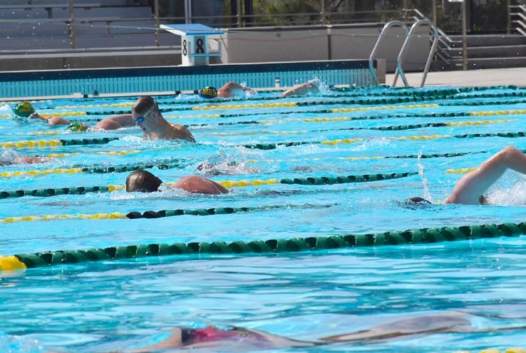 CHC Pool Open for Lap Swim-Athletics Delayed