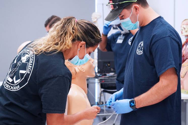 Paramedic Program has 100% Exam Pass Rates and Job Placement Rates