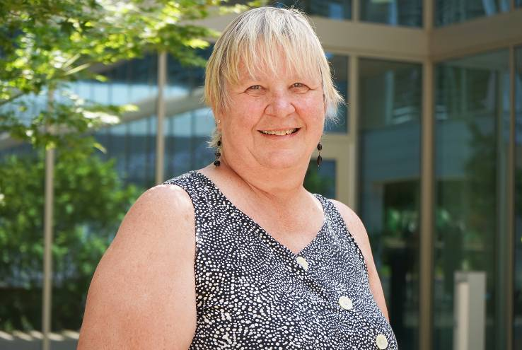 Kirsten Colvey Retires After More Than 40 Years at Crafton Hills College