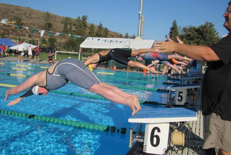 California Classic Para Swim Meet 2018 at Crafton Hills College