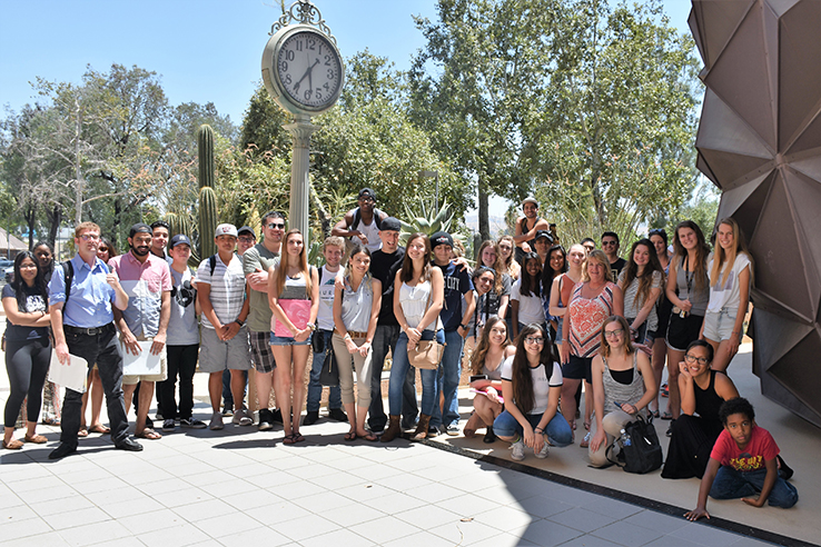 Fieldtrips Highlight Summer Sociology