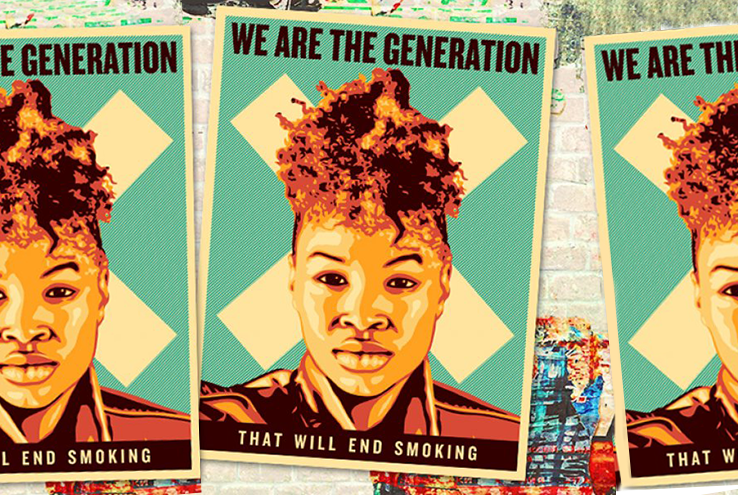 We are the generation that will end smoking