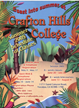 Cover of Summer 2005 Schedule of Classes