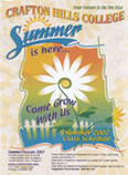 Cover of Summer 2007 Schedule of Classes